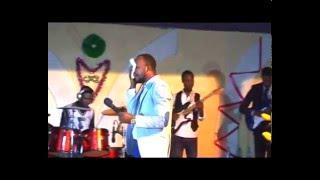 MWAMBA ULIYO PASUKA Alka MBUMBA En Live Likasi Pour Jésus Le 27 Dec 2015 à L'église CDE