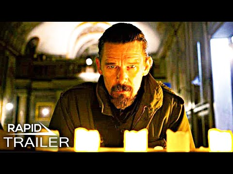 Zeros and Ones Trailer Starring Ethan Hawke