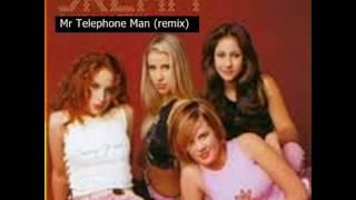 Dream- Mr telephone Man-Remix by Betto Souza Dj 2017
