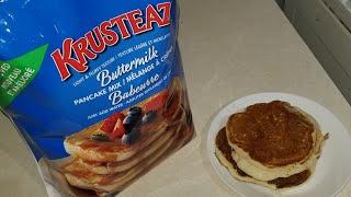 KRUSTEAZ Buttermilk pancake mix from Costco