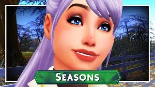 GIVING BIRTH TO 6 BABIES!! — THE SIMS 4 SEASONS ❄️☔️☀️🍁 PART 23