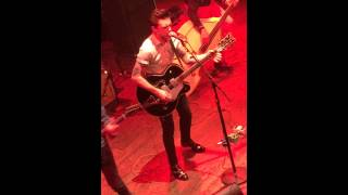 Drake Bell performing California Man live at the House Of Blues Anaheim