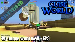 "Cube World Season 7 - E23- ""I am Back!"""