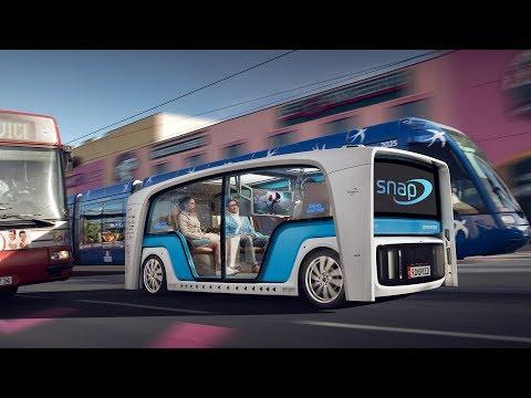 Pub Concept car RINSPEED