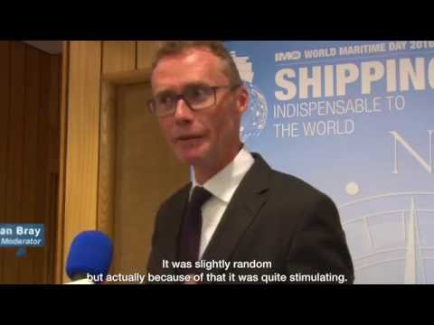 What are What are the main challenges shipping faces today?
