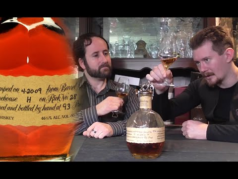 Blanton's Original Single Barrel Bourbon: The Single Malt Review Episode 113