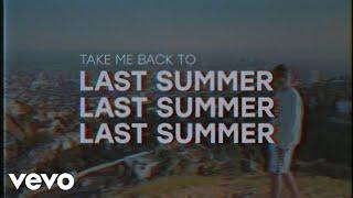Johnny Orlando   Last Summer (Lyric Video)