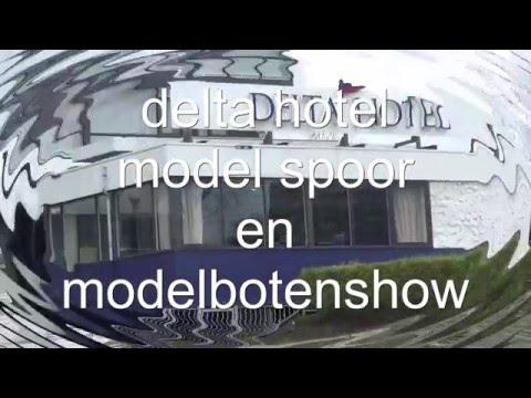 2016 04 16 delta hotel vlaardingen,modelboten en modeltreinenshow