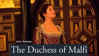 The Duchess of Malfi - Audiobook by John Webster
