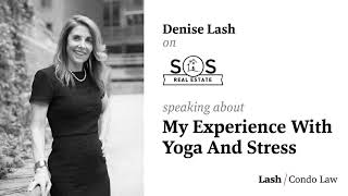 My Experience With Yoga & Stress