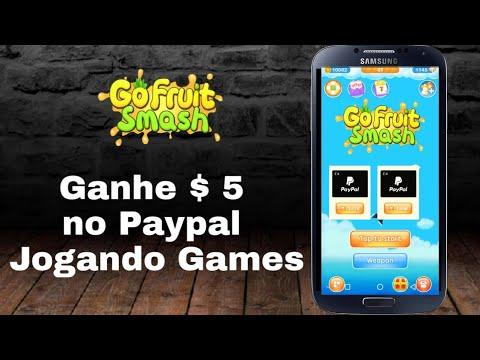 SAIU: Como Ganhar Dinheiro no Paypal e Gifts Cards Jogando Games