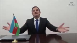Azerbaycan xalqı yatır!