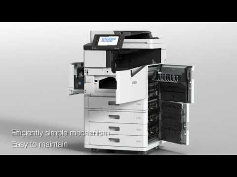WorkForce Enterprise – Linehead Inkjet Product Features