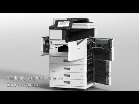 WorkForce Enterprise – Linehead Inkjet Product Features