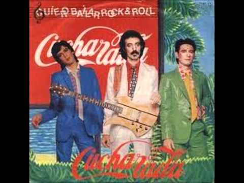 CUCHARADA ---QUIERO BAILAR ROCK AND ROLL.