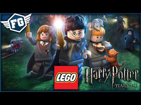KOOPERACE S PŘÍTELKYNÍ - Lego Harry Potter