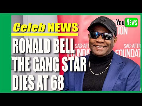 Ronald Bell, Kool & The Gang Star, Has Died At The Age Of 68
