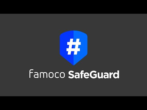 Famoco SafeGuard - Protect your data