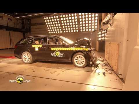 NCAP: Škoda Octavia