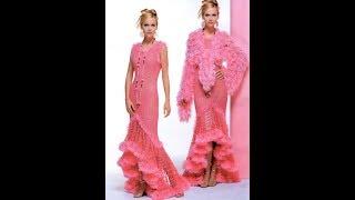 Crochet Dress| For #free |#crochet Patterns| 2617
