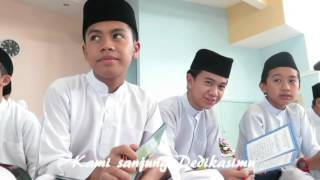 Dedikasimu by Cikgu Abdus Salam (Lyric Video)