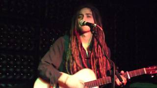 """Jason Castro """"That's What I'm Here For"""" The Casbah 02/19/10"""