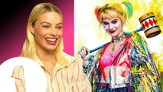 """I'm Harley f****** Quinn!"" Margot Robbie on Birds of Prey and R-rated violence."