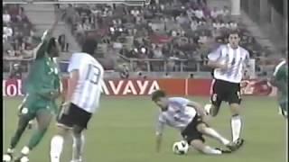 Argentina Vs Nigeria-Final Sub 20 2005-Partido Completo.
