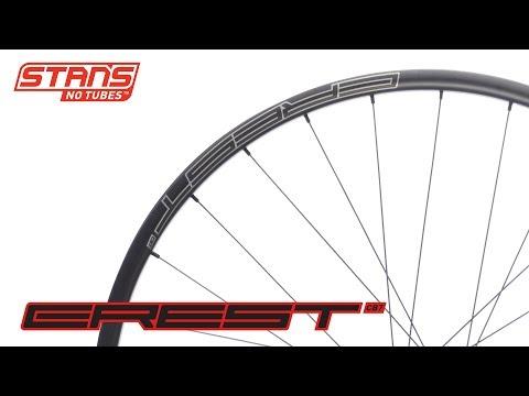 Stan's NoTubes Crest CB7 Wheelset