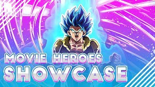dokkan battle gogeta blue team global - ฟรีวิดีโอออนไลน์