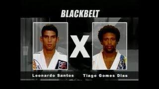 Léo Santos vs Tiago Alves
