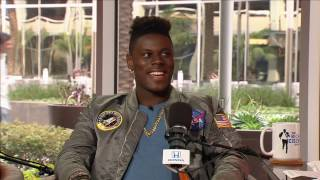 University of Miami TE David Njoku on His Hometown in New Jersey - 3/22/17
