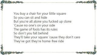D.R.I. - Blockhead Lyrics
