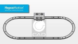 HepcoMotions neuer CAD-DESIGN PRT2-Konfigurator