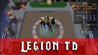 Warcraft 3 Reforged - Legion TD Mega