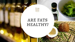 Eat more fat to stay healthy