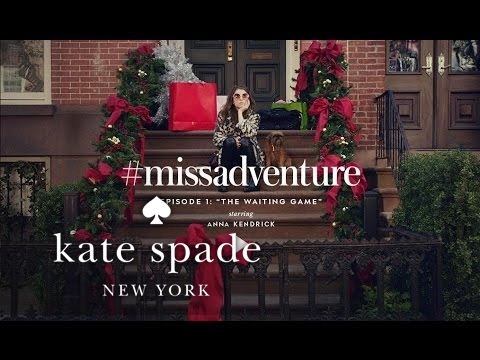 Kate Spade Commercial for Kate Spade New York (2014 - 2015) (Television Commercial)