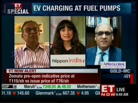Dr Praveer Sinha, CEO & MD, Tata Power in an interview with ET NOW discusses the roadmap for EV
