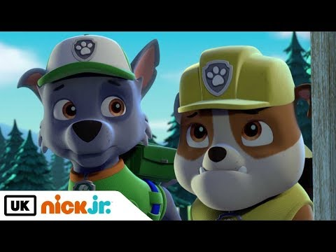 Paw Patrol | Pups and the Ghost Cabin | Nick Jr. UK