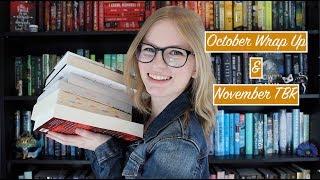 October Wrap Up & November TBR