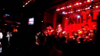 Anti Flag live in Porto Alegre    Good And Ready