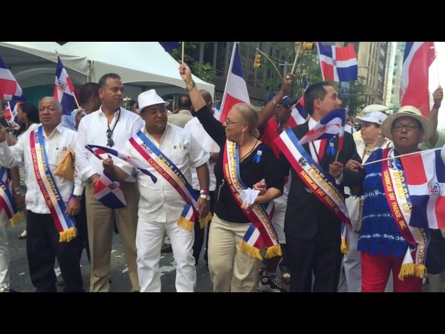 Dominican Day Parade / Desfile Dominicano de NYC