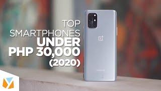 Top Smartphones under PHP 30,000 (2020)