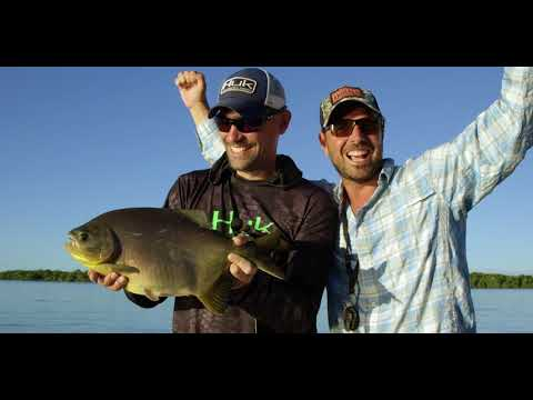 Golden Dorado Fly Fishing Argentina 2018