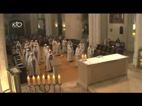 Vêpres et Eucharistie du 6 septembre 2014