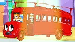 Bus Broke Down - My Magic Pet Morphle   Cartoons For Kids   Morphle's Magic Universe  