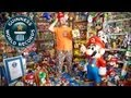 Largest Collection Of Video Game Memorabilia Guinness W