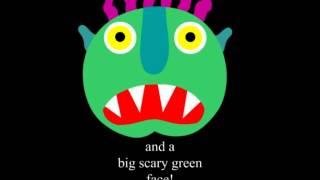 go away, big green monster! animation