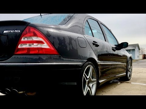 Download What Its Like To Own A German Muscle Car, Mercedes C55 40k Mile Review HD Mp4 3GP Video and MP3
