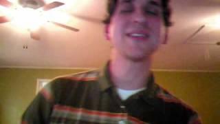 "Joshua Pettus sings ""Lost In You"" by Garth Brooks (as Chris Gaines)"